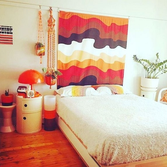 70s Bedroom Decor A Style You May Opt For Themeindia Bedroom