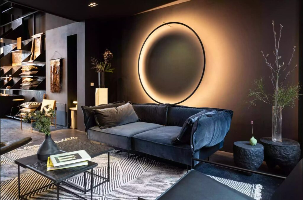 Eclipse Wall Light by Livspace